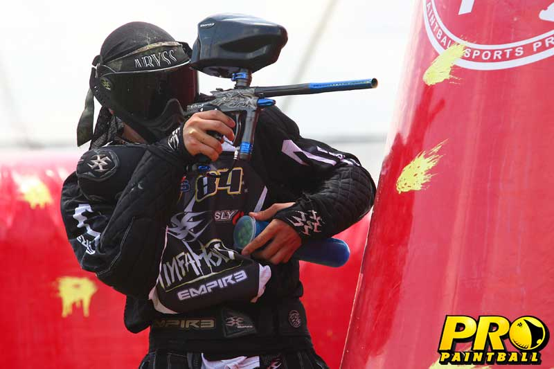 Paintball deporte xtremo Infamous-paintball