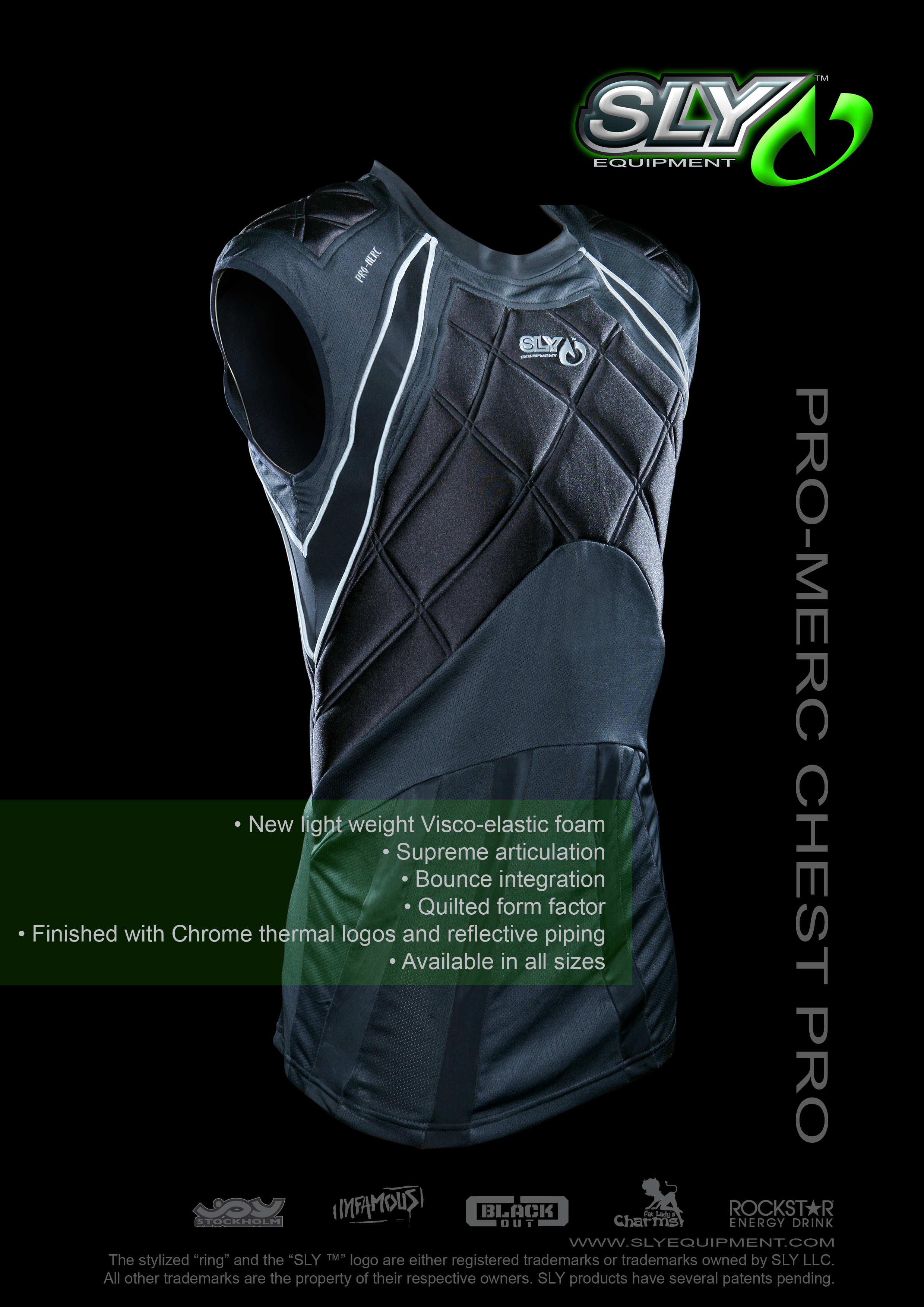 Sly Chest Protector Released! - Pro Paintball Gear, News