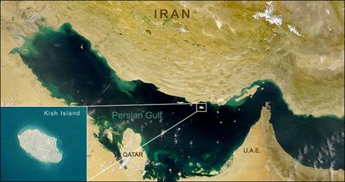 kish-island-persian-gulf