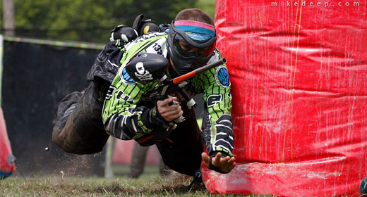 College Paintball Photos