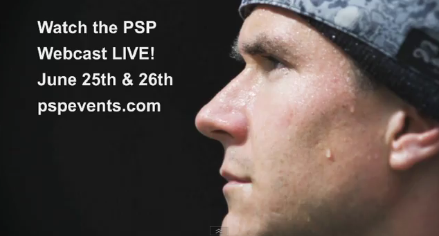 psp paintball webcast