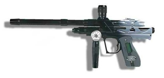 Empire Intimidator paintball gun