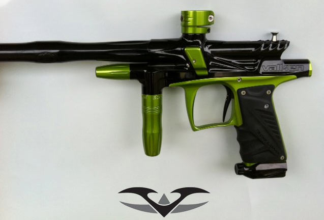 New Paintball Gun: Valken G6R