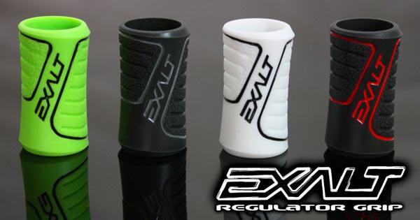 New Paintball Gear: Exalt Regulator Grip