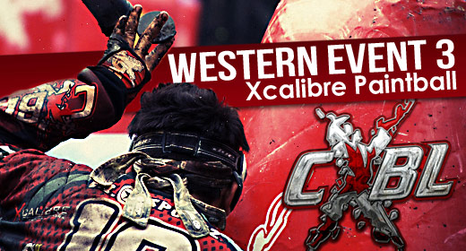 Western CXBL Paintball Event 3