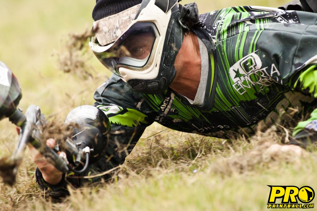 Chicago Aftershock Pro Paintball