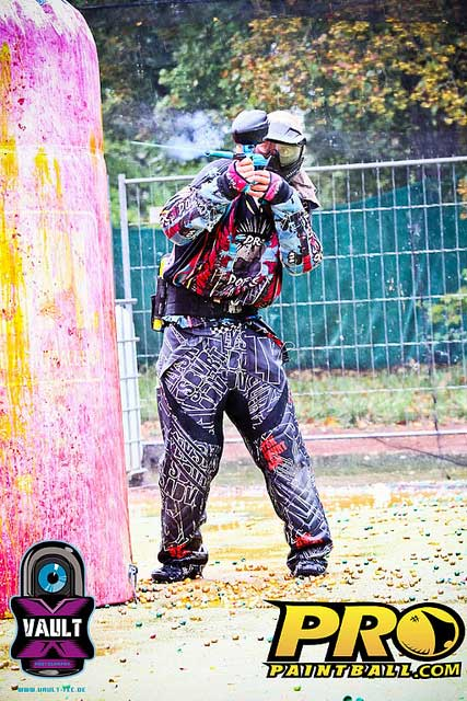 new paintball gear from laysick