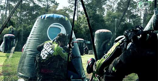 Paintball video End of Days