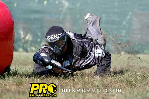 Damage Pro Paintball