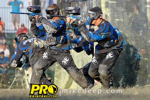 Dynasty Pro Paintball Team
