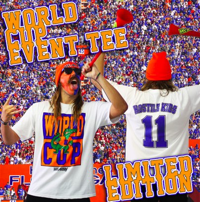 HK Paintball World Cup Shirt