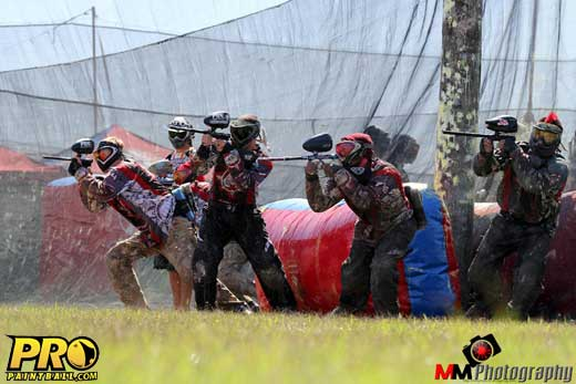 LIFT Paintball Team