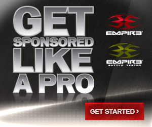 Empire Paintball Sponsorship