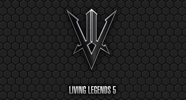 Scenario Paintball: Living Legends