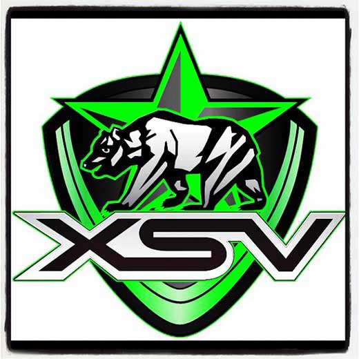 New paintball gear logo for XSV